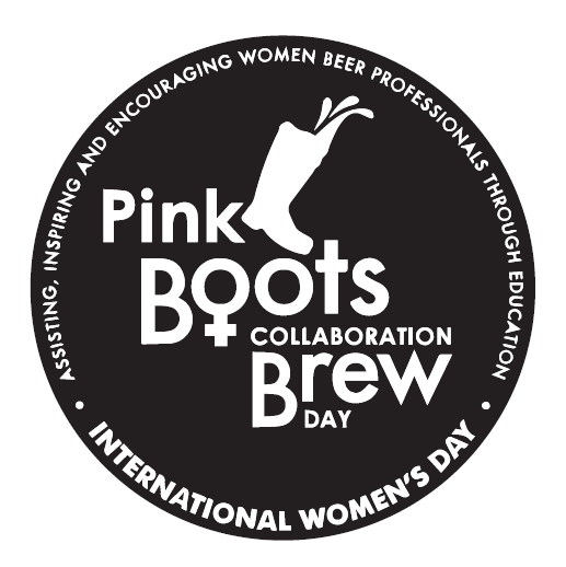 Pink Boots Collaboration Brew Day 2021 Pink Boots Societypink Boots Society